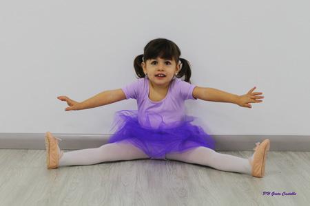 Pre Danza Creativa (2 e 3 anni)